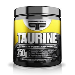 Primaforce Taurine, 250g (1494192619585)
