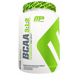 MusclePharm BCAA 3:1:2, 240 Capsules (1494126624833)