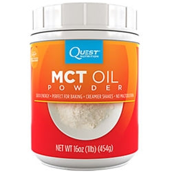 Quest Nutrition MCT Oil Powder, 1lb