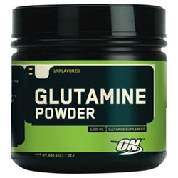 Optimum Glutamine Powder, 600g (1494176890945)