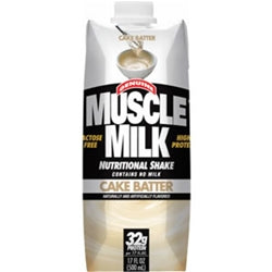 CytoSport Muscle Milk RTDs, 17 fluid oz (Case of 12)