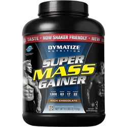 Dymatize Super Mass Gainer, 6lb