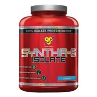 BSN Syntha-6 Isolate, 4.01lbs (1494117384257)