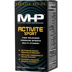 MHP Activite Sport, 120 tablets