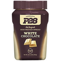 P28 High Protein Peanut Spread, 16oz (White Chocolate) (1494074490945)