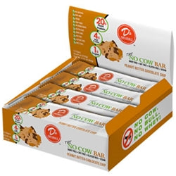D's Naturals No Cow Bar, Box of 12