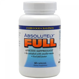 Absolute Nutrition Absolutely Full 60 Capsules (3927754899521)