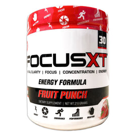 SNS Focus XT Caffeine Free, 354g (Fruit Punch)