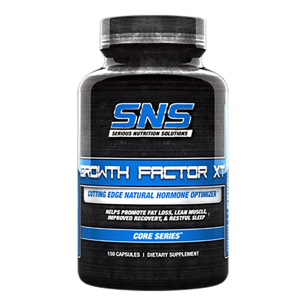 Serious Nutrition Solutions Growth Factor XT 150 Caps (3921601724481)