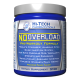 Hi-Tech Pharmaceuticals N.O. Overload, 310 grams (3882263150657)