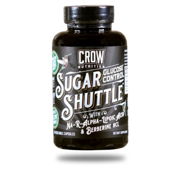 Crow Sugar Shuttle (4627649396796)