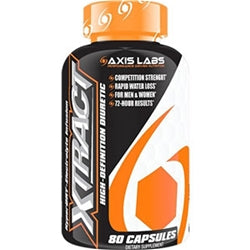 Axis Labs Xtract, 80 capsules