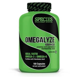 Species Omegalyze Advanced, 180 softgels (1494121513025)