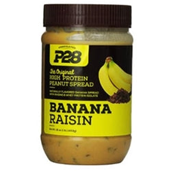 P28 High Protein Spread, 16oz (Banana Raisin)