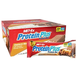 MET-Rx Protein Plus Bar, Box of 12 (1494069903425)