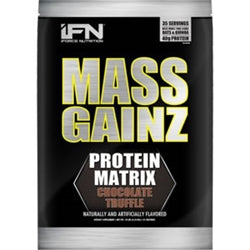 iForce Mass Gainz, 10lbs