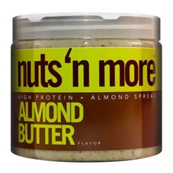 Nuts 'N More High Protein Almond Butter, 16oz
