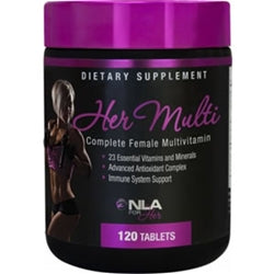 NLA for Her - Her Multi, 120 tablets (1494056796225)