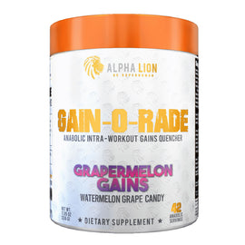 Alpha Lion Gain-O-Rade 21 Servings (4347848130620)