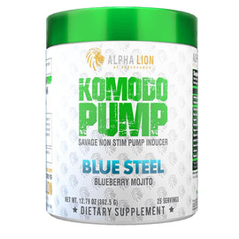 Alpha Lion Komodo Pump 21 Servings (4347848196156)