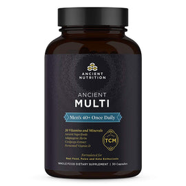 Ancient Multi Once Daily 30C Men's 40+ (4373017231420)