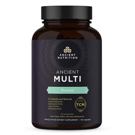 Ancient Nutrition Ancient Multi Prenatal, 90 Capsules (4354501050428)