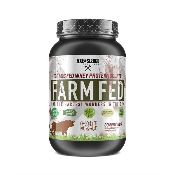 AXE & SLEDGE FARM FED 30 SV Chocolate Milkshake (3882264002625)
