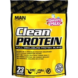 MAN Sports Clean Protein, 23 servings (1494153986113)