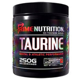Prime Nutrition Taurine, 250g (1494112927809)