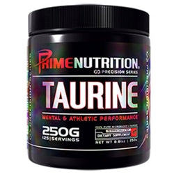 Prime Nutrition Taurine, 250g