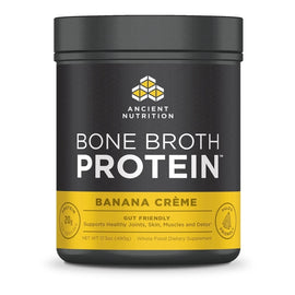 AN Bone Broth Protein 20 Servings Banana Creme (4646494109756)