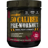Grenade 50 Caliber Pre-Workout, 30 servings