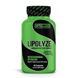 Species Lipolyze, 90 capsules (1494147235905)