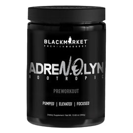 Black Market Labs Adren.O.Lyn Nootropic 25 Servings (4383750291516)