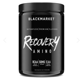 Black Market Labs Recovery Amino 30 Servings (4383778275388)