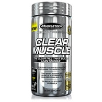 Muscletech Clear Muscle, 168 Liquid Capsules