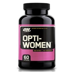 Optimum Nutrition Opti-Women, 60 capsules (1494172631105)