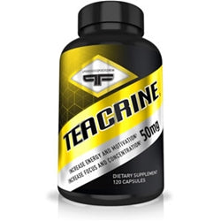 Primaforce Teacrine, 120 capsules