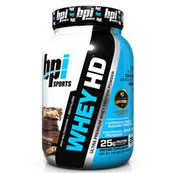 BPI Sports Whey HD, 21 servings (1494094053441)