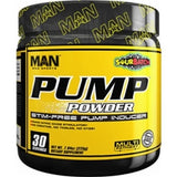 MAN Sports Pump Powder, 30 servings (1494155952193)