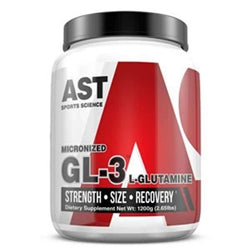 AST Sports Science GL3 L-Glutamine, 1200g (1494057812033)