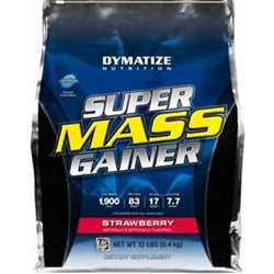 Dymatize Super Mass Gainer, 12lb (1493999616065)