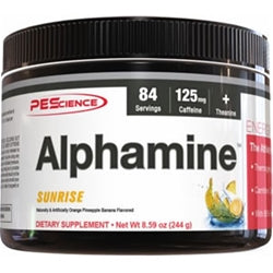 PEScience Alphamine, 84 servings (1494166896705)