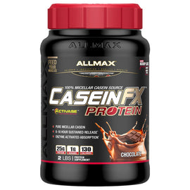 AllMax Nutrition Casein-FX 2lbs Chocolate