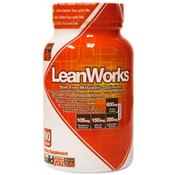 Muscle Elements LeanWorks, 90 capsules (1494184230977)
