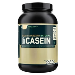 Optimum Nutrition Gold Standard 100% Natural Casein, 2lbs