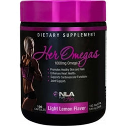 NLA for Her - Her Omegas, 100 softgels (1494056534081)