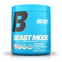 Beast Sports Nutrition Beast Mode, 30 servings