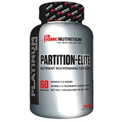 Prime Nutrition Partition Elite, 120 capsules (1494104703041)