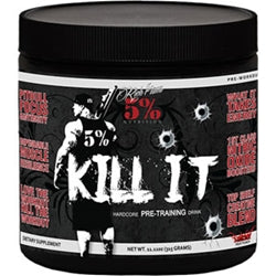 Rich Piana 5% Nutrition Kill It, 30 servings (1494218604609)